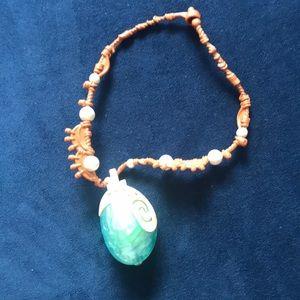 Disney Moana necklace